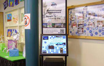 Environmental Management information kiosk