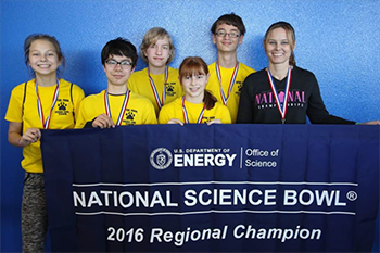 Nevada Middle School Science Bowl