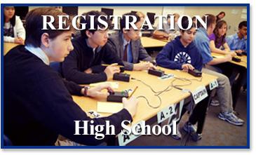 High School Registration image